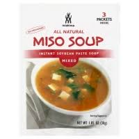 MISO MISHIMA INST SOUP MIXED 3P