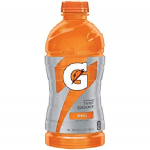 Gatorade Orange 28 oz bottle