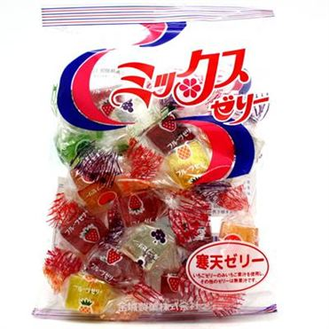 Kinjo Mix Jelly 260g