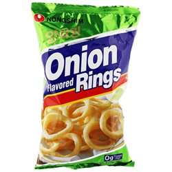 Onion Rings Flavored