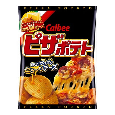 Calbee Pizza Chips