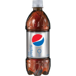 Pepsi Diet 20 oz bottle