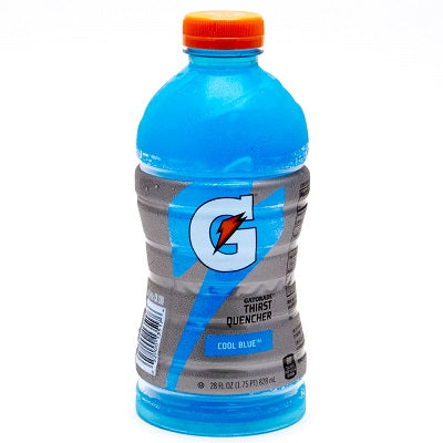 Gatorade Cool Blue 28 oz