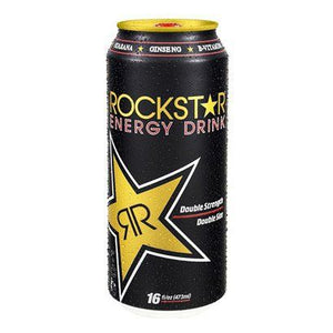 Rockstar Energy Drink 16 oz can