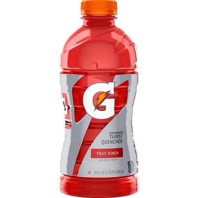 Gatorade Fruit Punch 28 oz bottle
