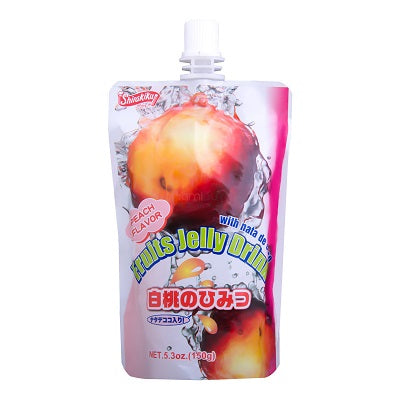 Shirakiku Peach Jelly Drink