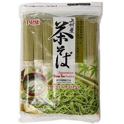 JB Japanese Green Tea Noodles