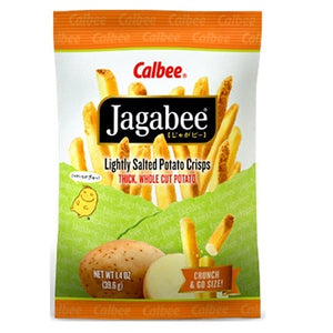 Calbee Jagabee Lightly Salted