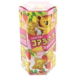 BISCUIT KOALA NO MARCH STRAWBERRY