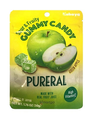 Gummy Green Apple Pureral