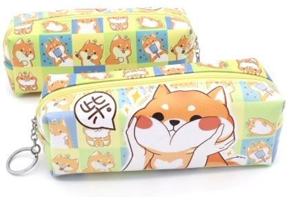 Annoy Shiba Dog Pencil Case