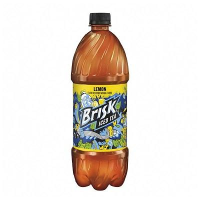 Brisk Lemon Tea 1 Liter