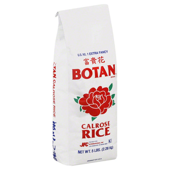 Botan (Calrose White Rice)