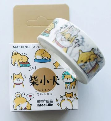 Anime Washi Tapes Series