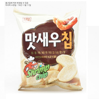 Matsaewoochip Shrimp Chips