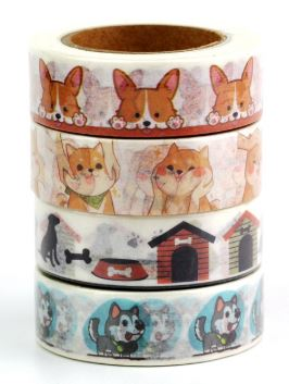 - Washi 3 Dollar Washi Tape Variety