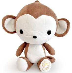 Bellzi Brown Monkey