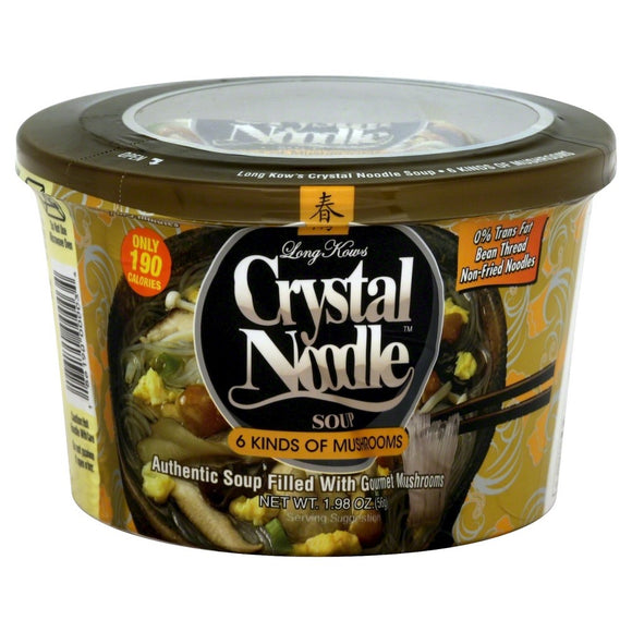 Crystal NDL Soup Mushrooms