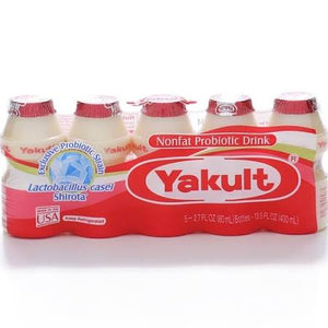 Yakult Probiotic Drinks