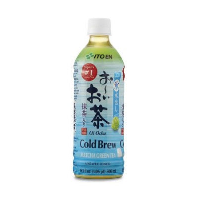 Itoen Oi Ocha Cold Brew Matcha Green Tea