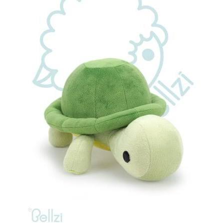 Bellzi Green Turtle
