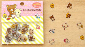 Rilakkuma 80 pcs Stickers