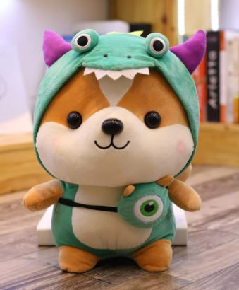 00 Kawaii Corgi Cosplay Plush
