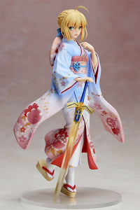Fate Stay Night Saber Kimono Action Figure