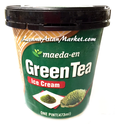 Maeda Premium Green Tea Ice Cream