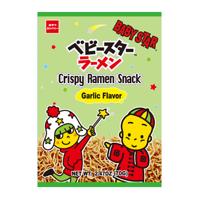 Baby Star Ramen Garlic