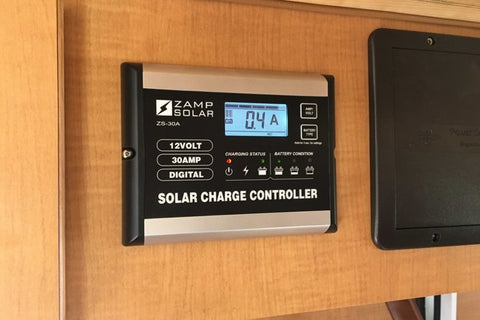 zamp solar Charge Controllers
