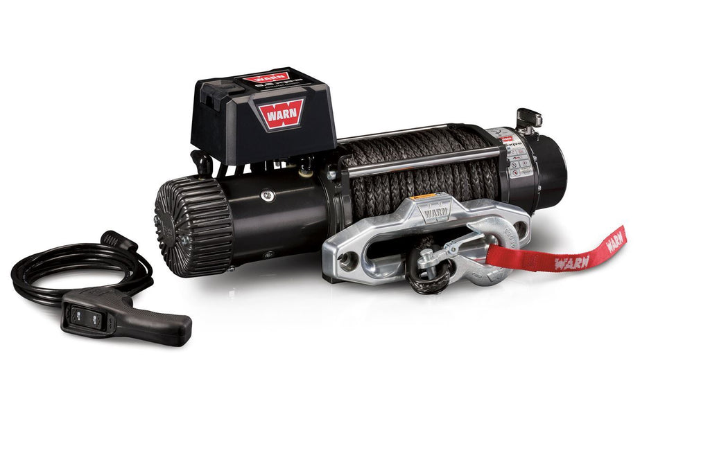 WARN 9.5XP-S WINCH - 87310 - Free Shipping on orders over $100 - Venture Overland Company