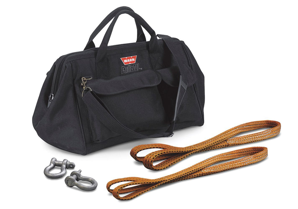 WARN PULLZALL RIGGING KIT & CARRYING BAG -685014 - Free Shipping on orders over $100 - Venture Overland Company