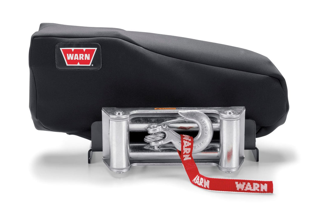WARN SOFT NEOPRENE WINCH COVER - 91414 - Free Shipping on orders over $100 - Venture Overland Company