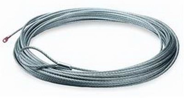 WARN WINCH CABLE & HOOK 5/16
