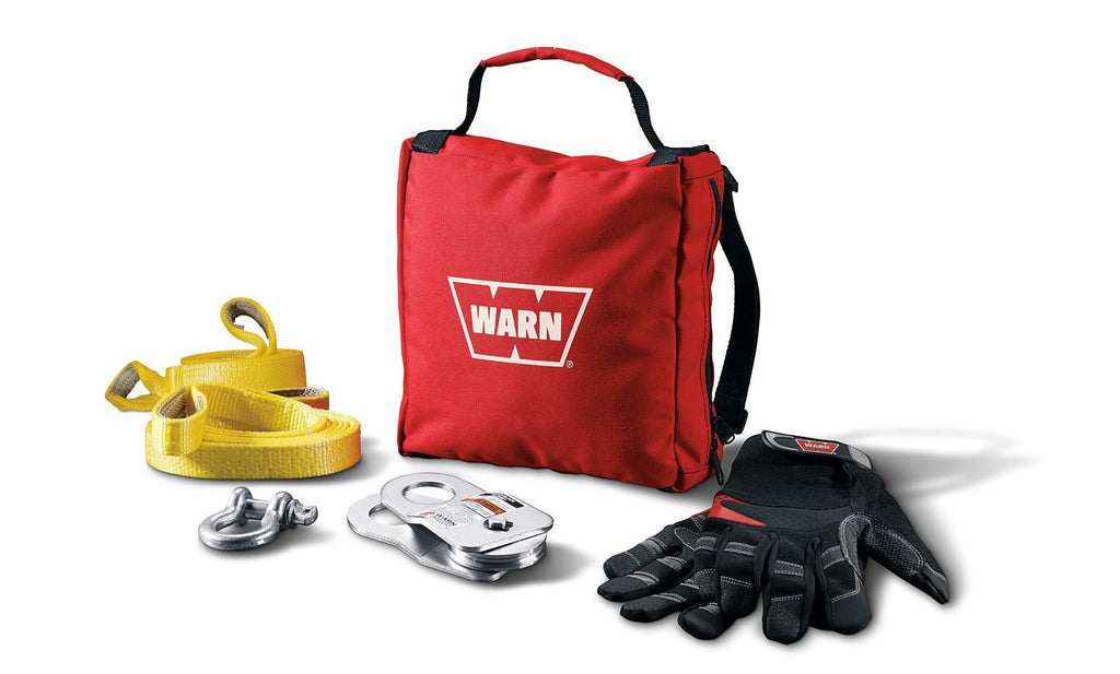 WARN LIGHT DUTY WINCH ACCESSORY KIT - 88915 - Free Shipping on orders over $100 - Venture Overland Company