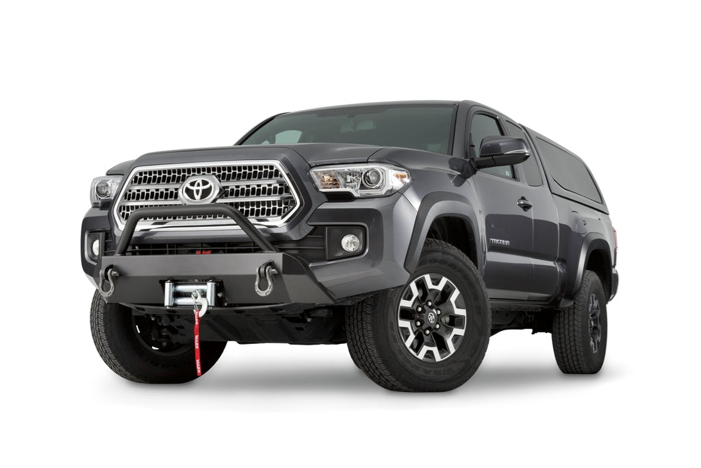 WARN SEMI-HIDDEN KIT FOR 3RD GEN TOYOTA TACOMA - 100044 - Free Shipping on orders over $100 - Venture Overland Company