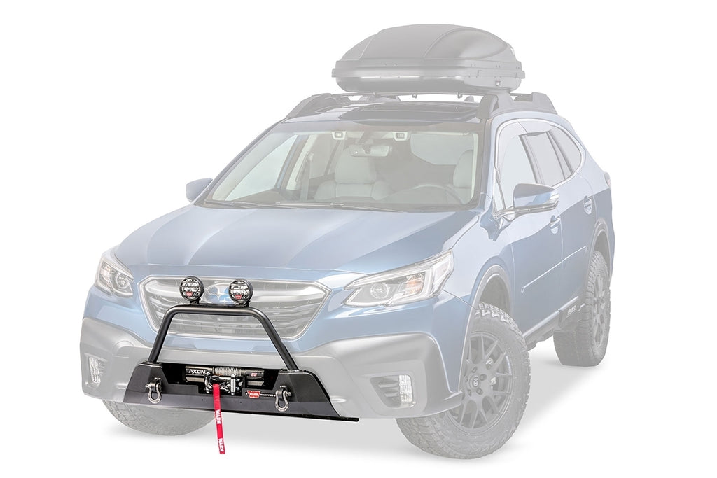 WARN 2020 SUBARU OUTBACK - SEMI-HIDDEN MOUNTING KIT - 106396 - Free Shipping on orders over $100 - Venture Overland Company