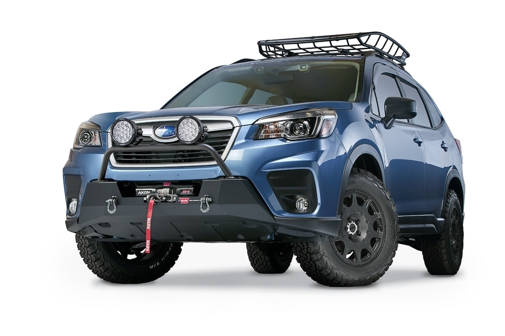 WARN 18+ SUBARU CROSSTREK OR FORESTER - GRILLE GUARD TUBE FOR SEMI-HIDDEN KIT - 106236 - Free Shipping on orders over $100 - Venture Overland Company