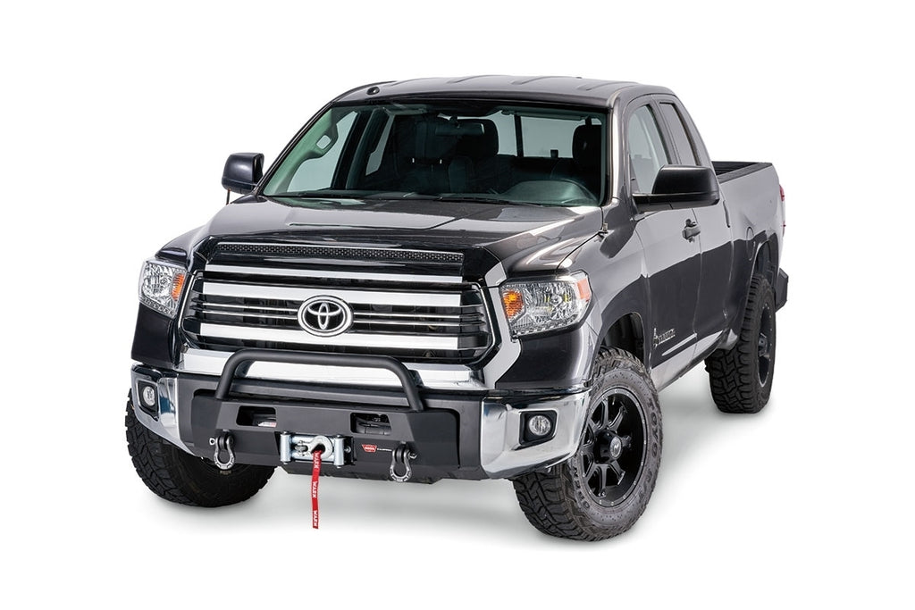 WARN SEMI HIDDEN KIT FOR TOYOTA TUNDRA - 103209 - Free Shipping on orders over $100 - Venture Overland Company