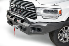 Load image into Gallery viewer, WARN ASCENT FRONT BUMPER FOR 2019-20 DODGE RAM - 104256 - Free Shipping on orders over $100 - Venture Overland Company