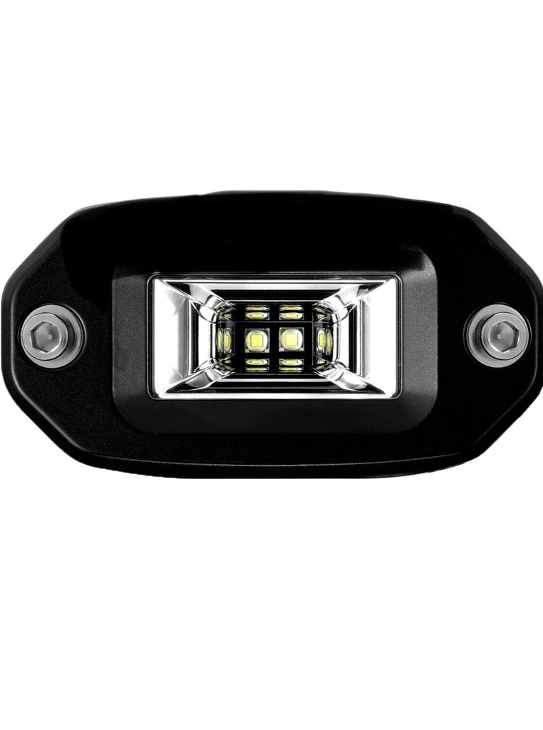 Cali Raised 20W Flush Mount Flood Pod Light - Free Shipping on orders over $100 - Venture Overland Company