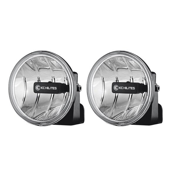 KC HiLites 493 Gravity Series LED Fog Light Fits 2007-2016 Jeep Wrangler JK - Free Shipping on orders over $100 - Venture Overland Company