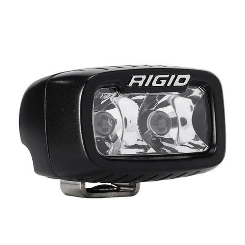 RIGID INDUSTRIES SR-M SERIES PRO SPOT SURFACE MOUNT - BLACK