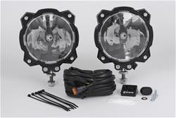 KC HiLiTES® Gravity LED Pro6 Single Mount Lights 91305 - Free Shipping on orders over $100 - Venture Overland Company