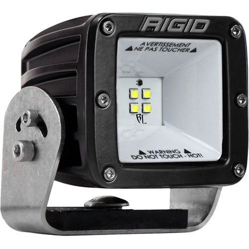 RIGID INDUSTRIES 2X2 115° - DC SCENE LIGHT - BLACK