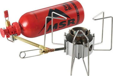 MSR-Gear DragonFly Multi-fuel Stove