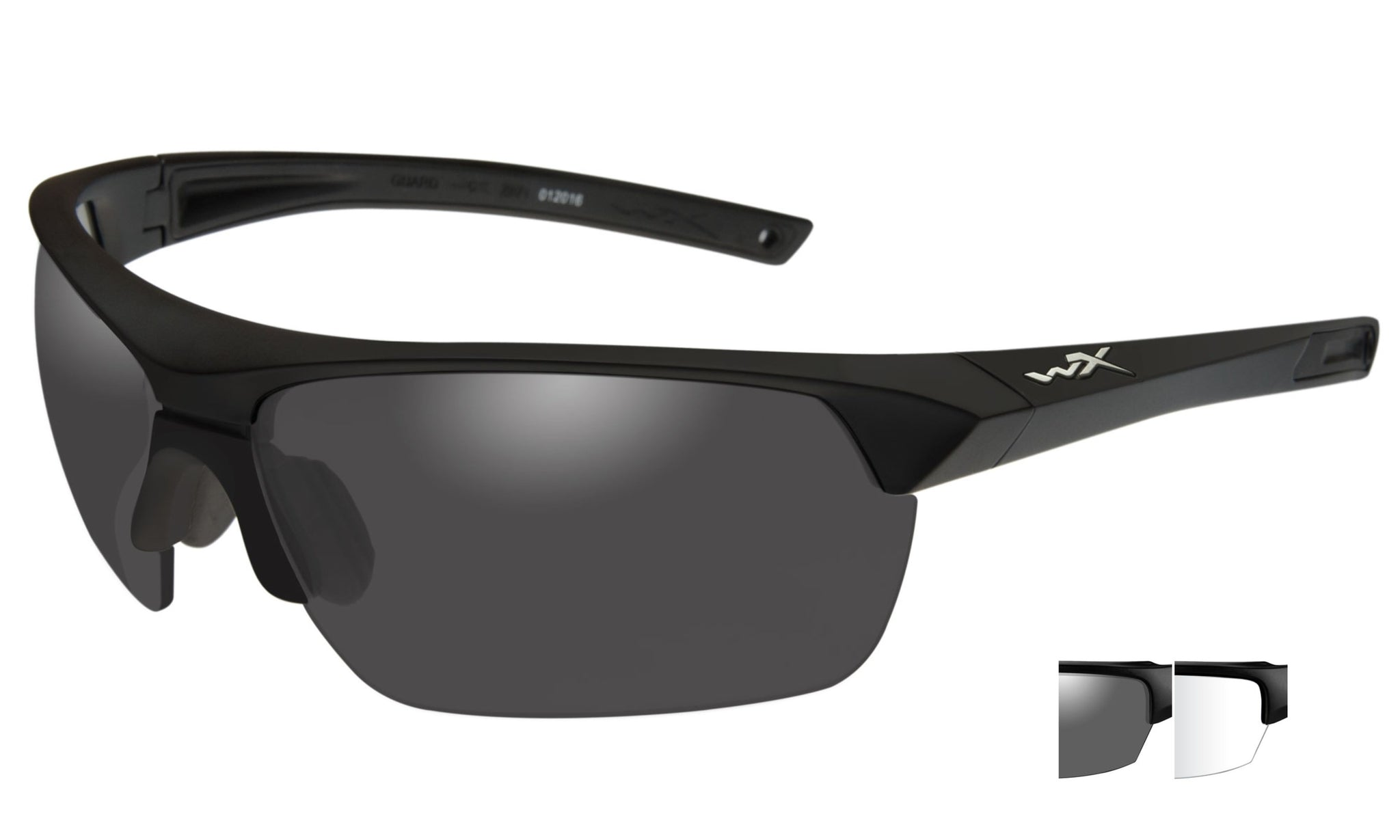 WILEY X SUNGLASSES - GUARD ADVANCED  (2 OPTIONS)