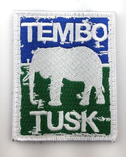 Load image into Gallery viewer, TemboTusk Velcro Patch