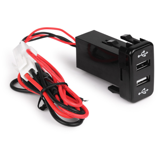 Cali Raised Toyota USB Outlet - Free Shipping on orders over $100 - Venture Overland Company